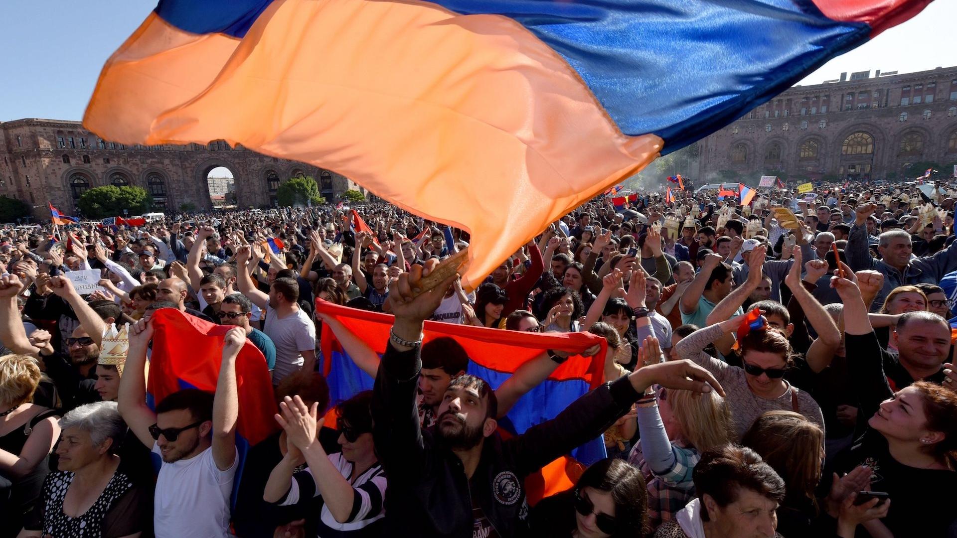 yere armenias creative revolution - HD1920×1080