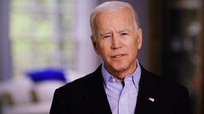 For Joe Biden, Charlottesville defines the Trump presidency