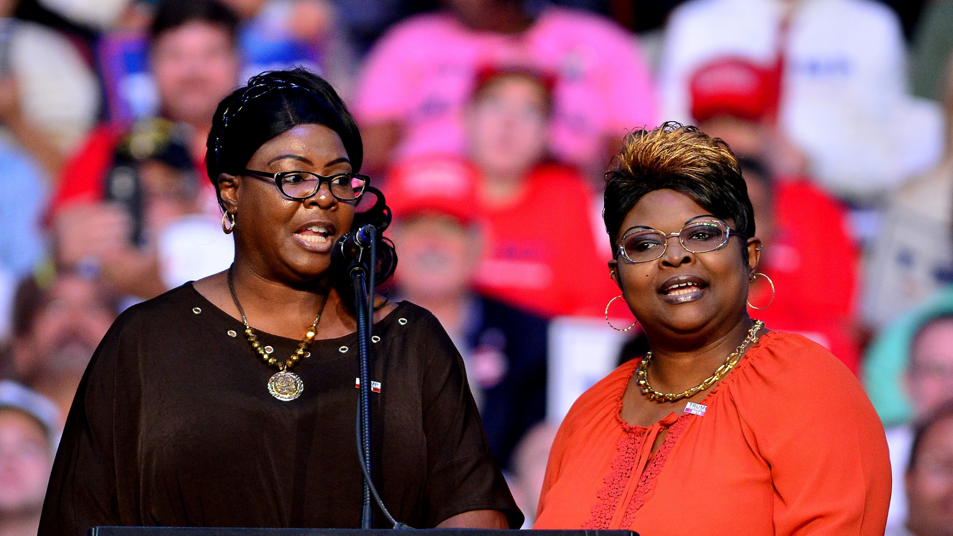 Who are Diamond and Silk? How two small-town ex-Democrats found fame as 'warriors' for Trump.