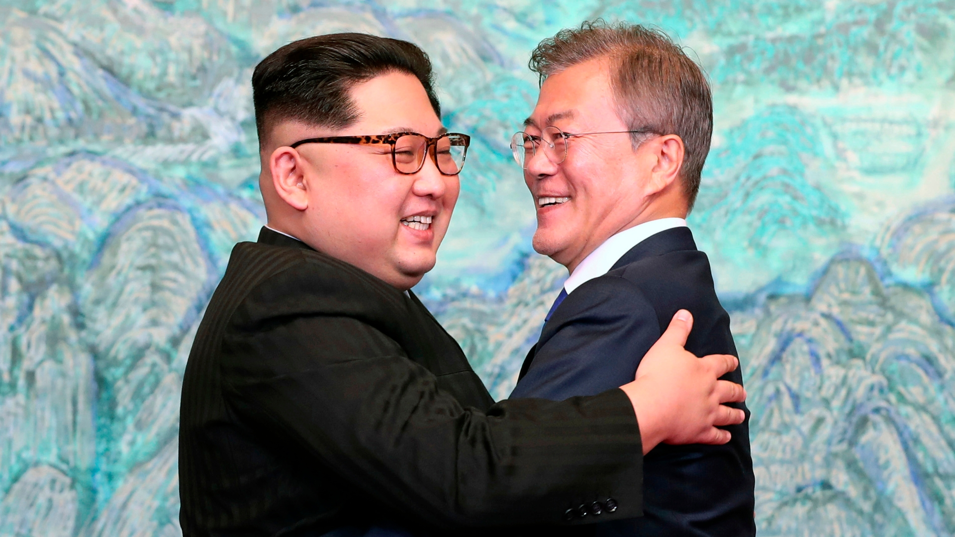 In a feel-good Korea summit, Kim lays the groundwork for meeting with Trump