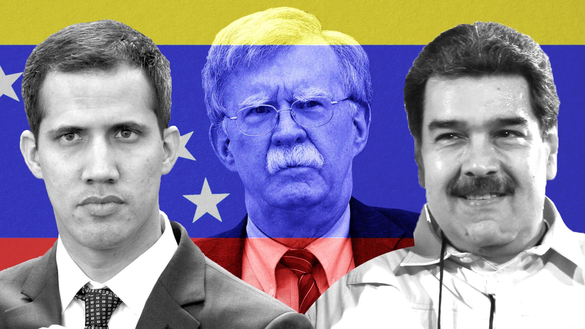 The real reason Venezuela's Maduro survives: Dirty money