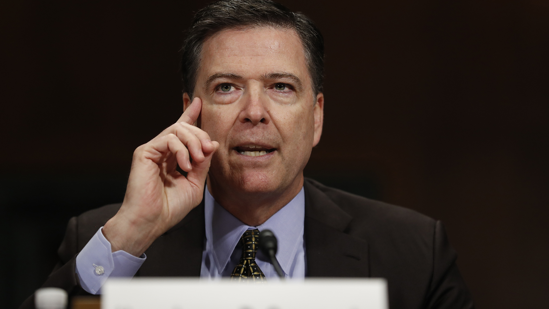 Read the full testimony of FBI Director James Comey in which he discusses Clinton email investigation