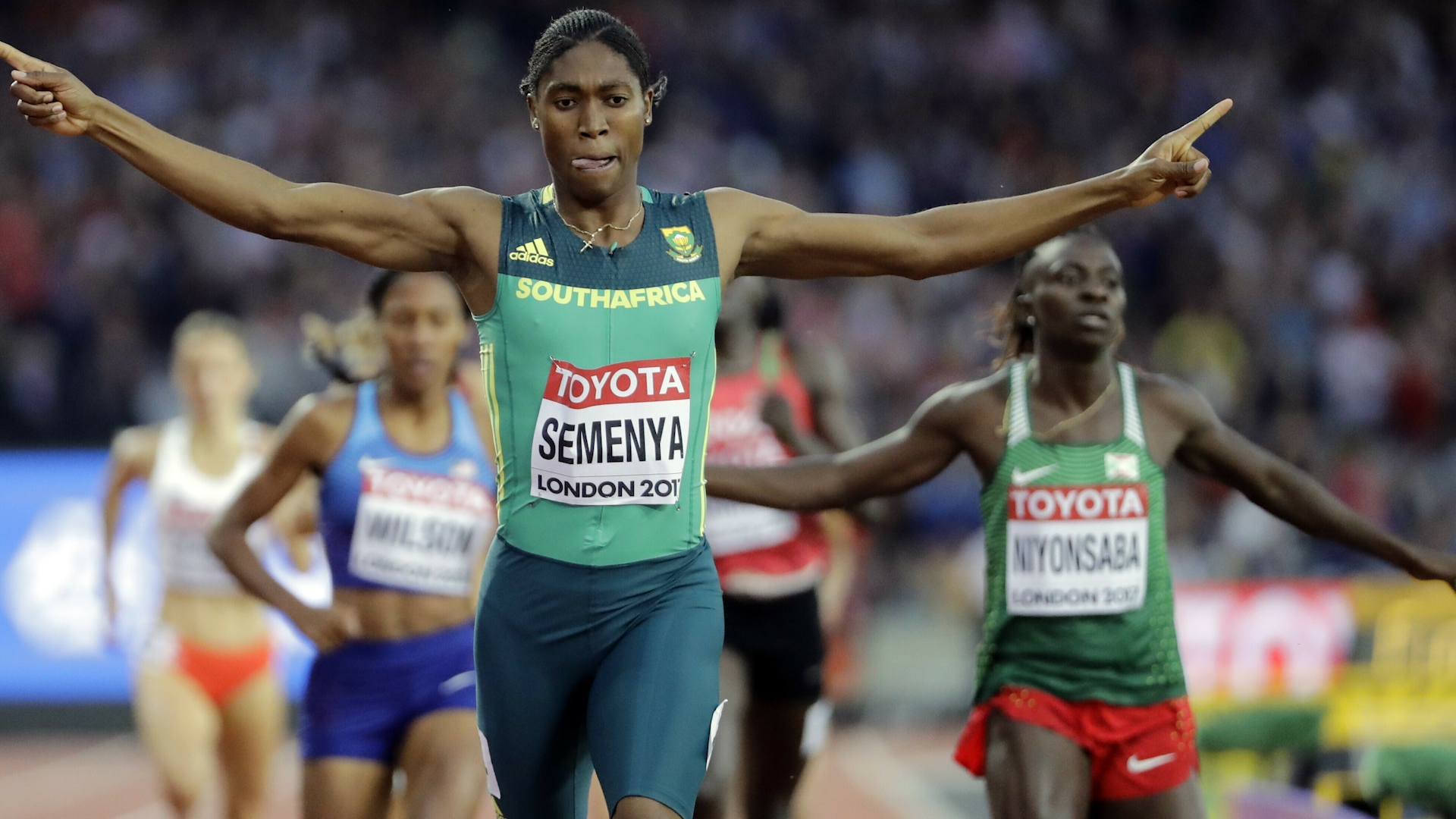 We celebrated Michael Phelps's genetic differences. Why punish Caster Semenya for hers?