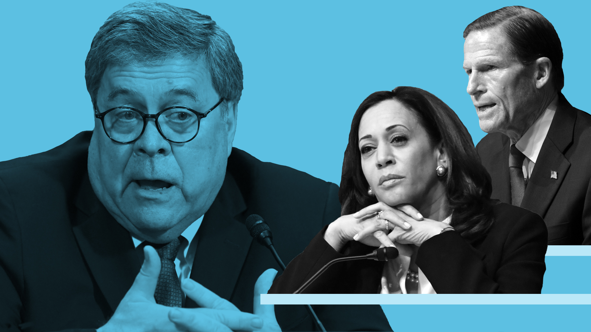 William Barr and his horrible hearing