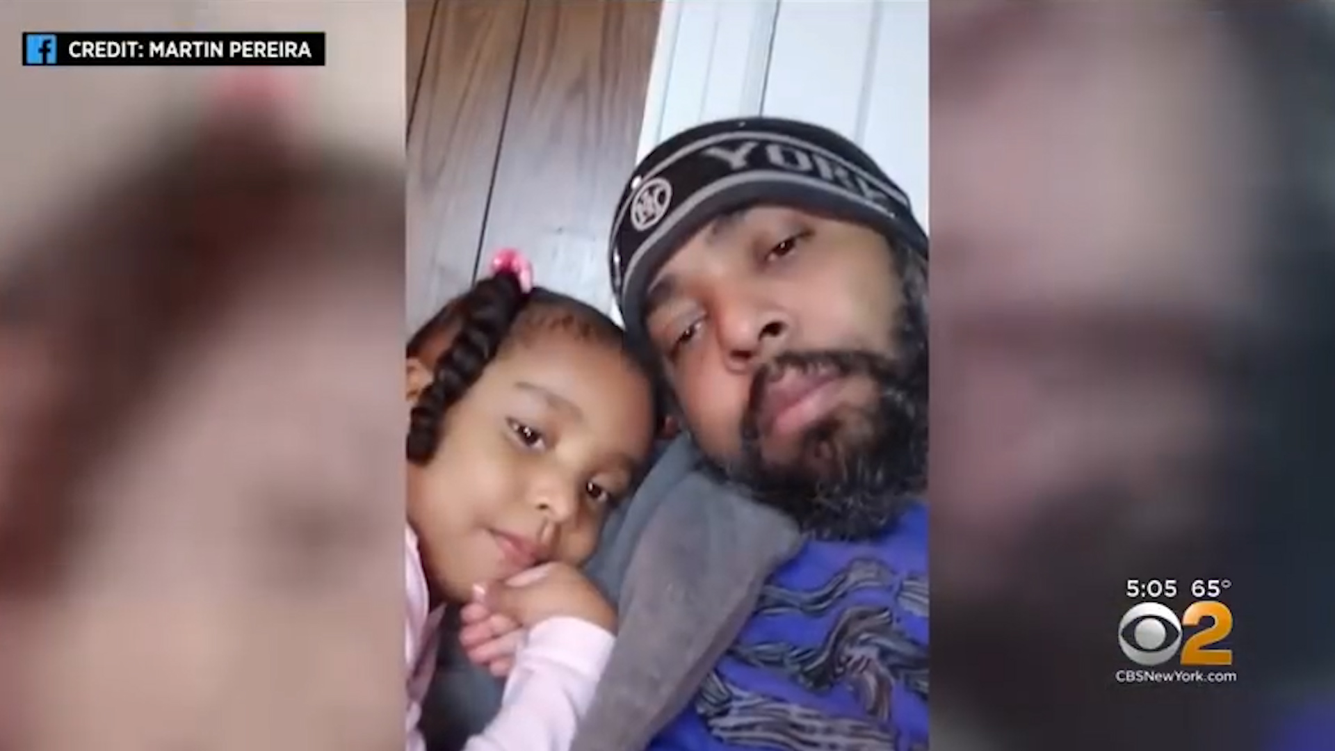 Father arrested following death of 3-year-old girl pulled from car fire