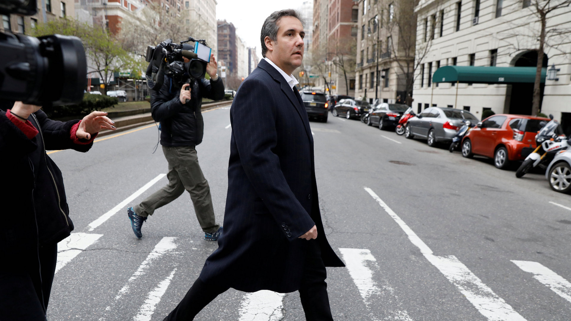 Attorney for Michael Cohen backs away from confidence that Cohen has information about Trump's knowledge on Russian efforts