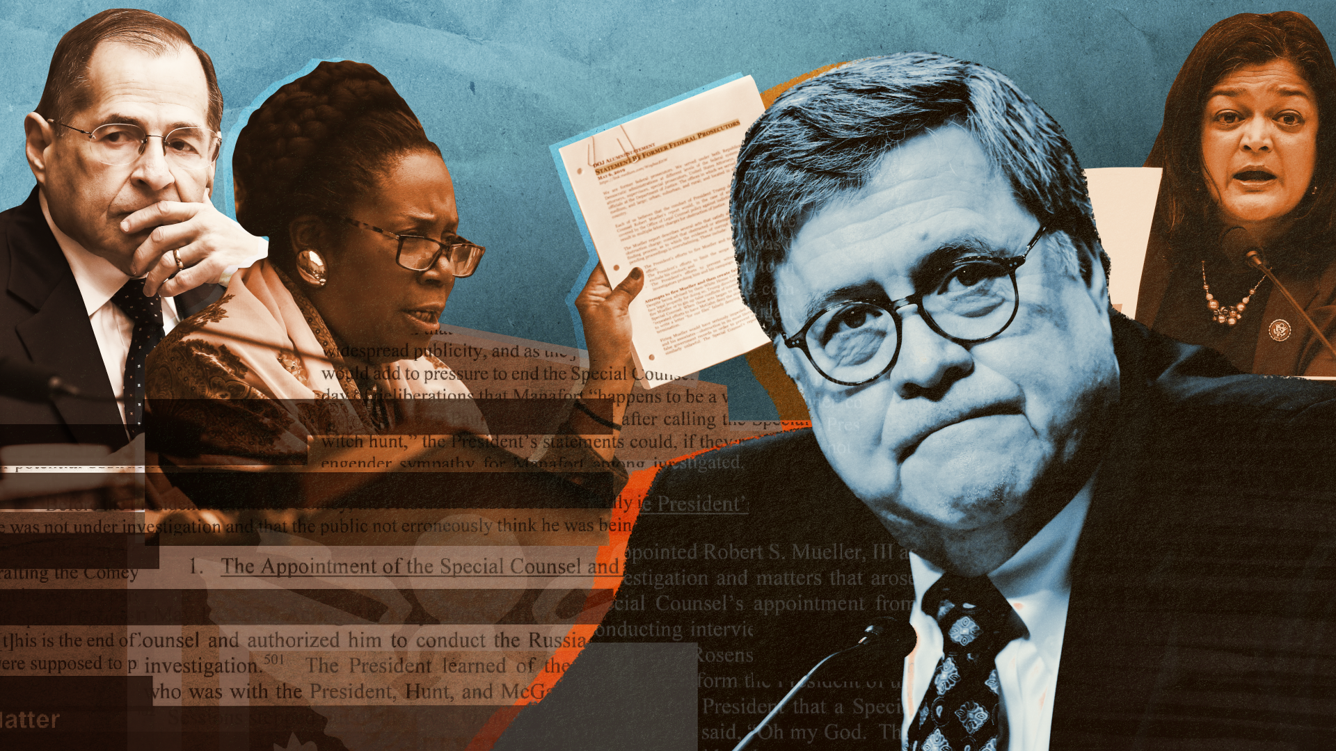 Barr asks Pelosi outside the Capitol, 'Madam Speaker, did you bring your handcuffs?'