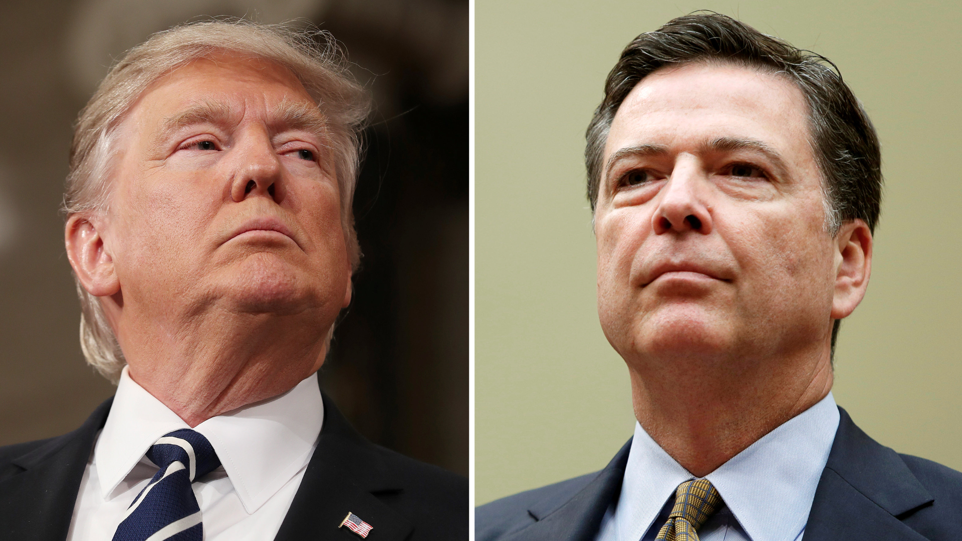 Inside Trump's anger and impatience — and his sudden decision to fire Comey