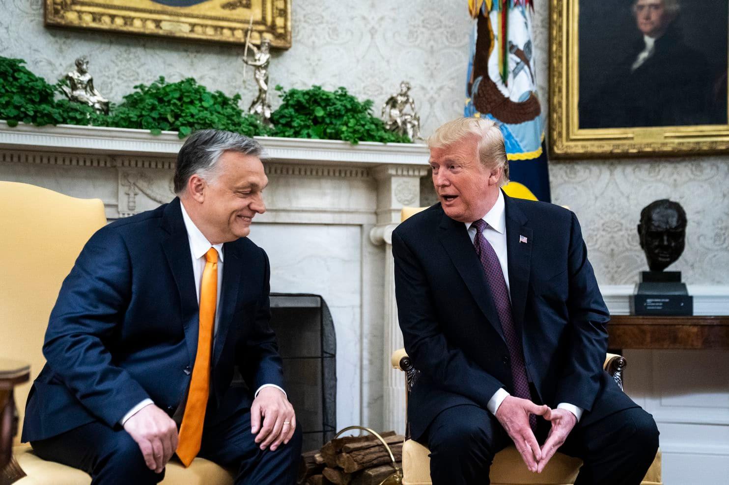 Putin and Hungary's Orban helped sour Trump on Ukraine