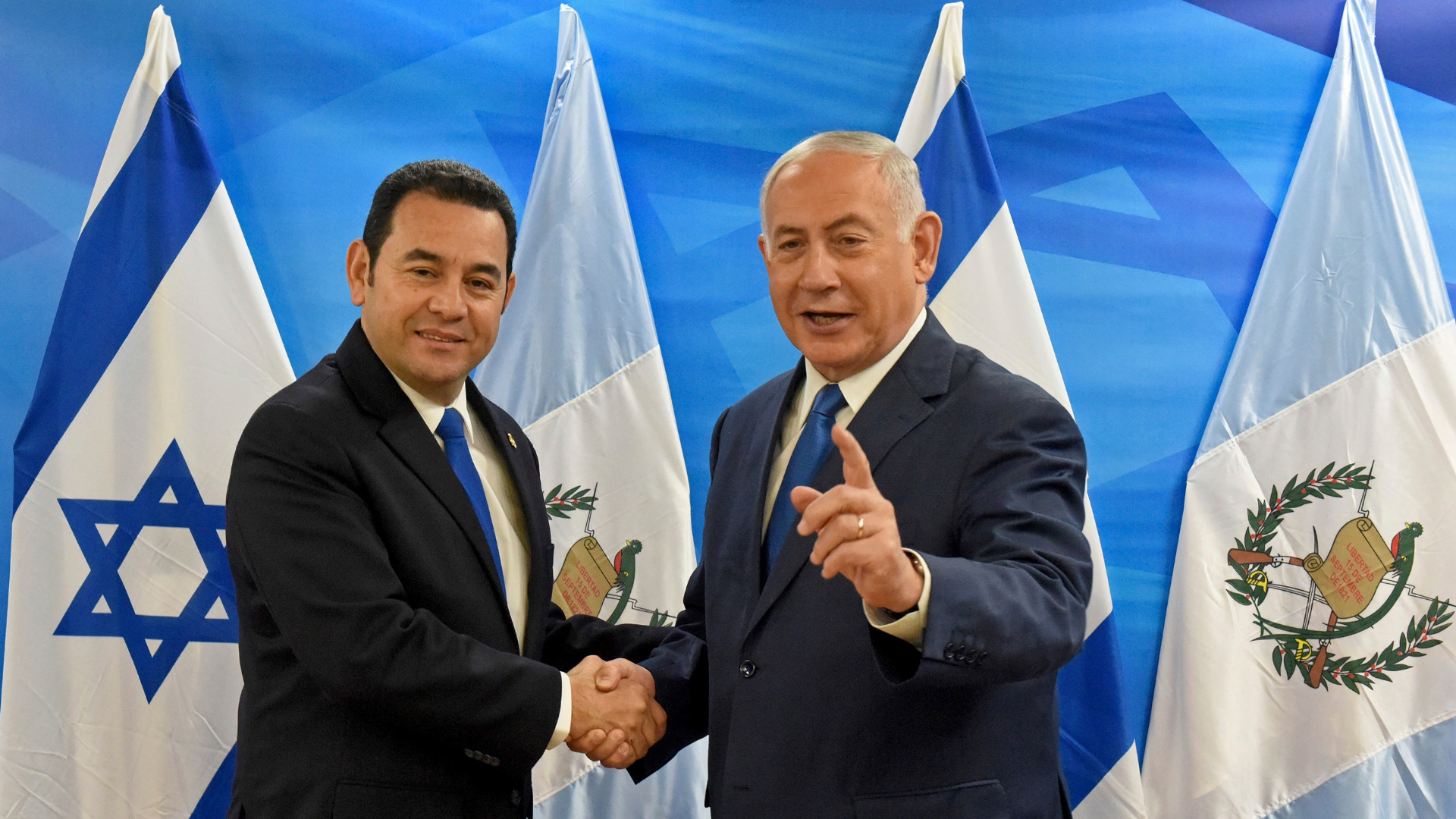 As criticism of Israel mounts, Guatemala opens its embassy in Jerusalem