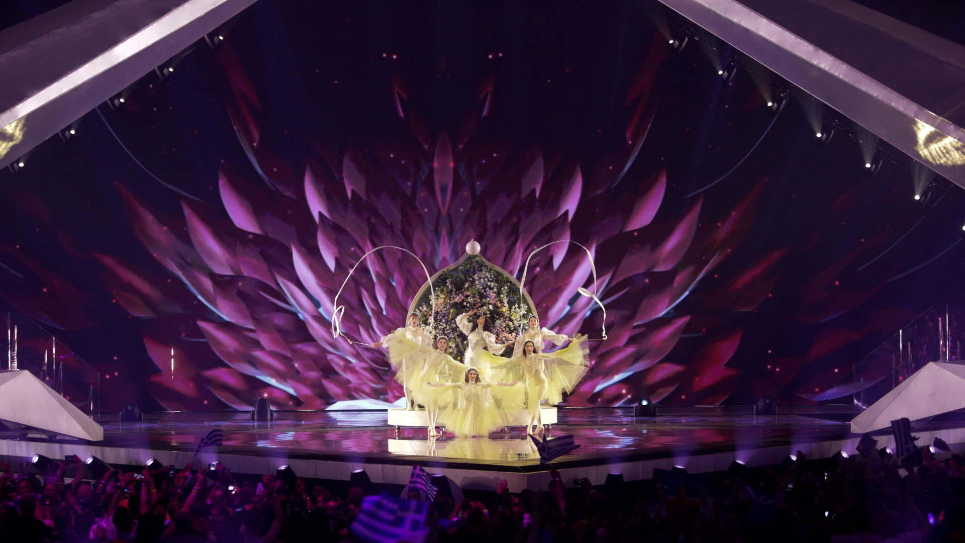 Israel brushes off Eurovision boycott calls with a big assist from Madonna