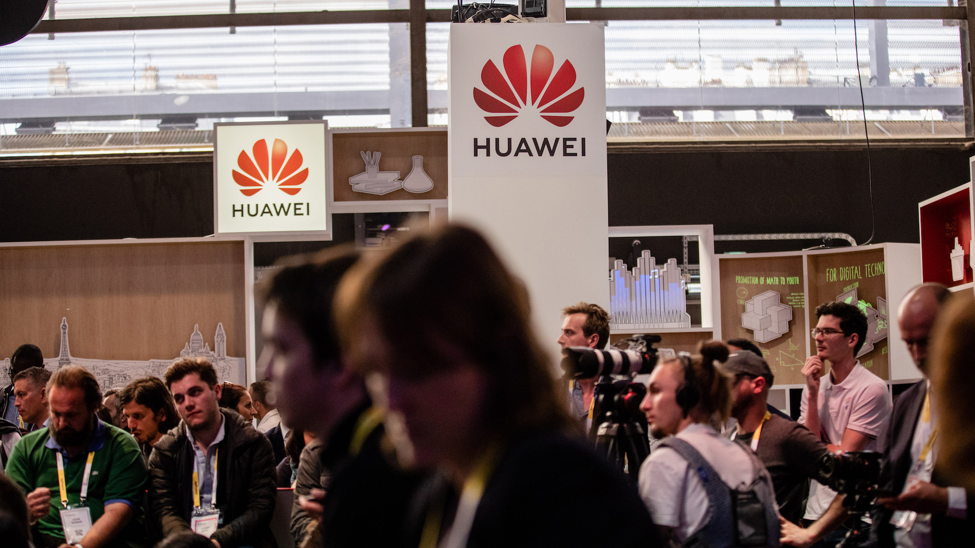 The blacklisting of Huawei might be China's Sputnik moment