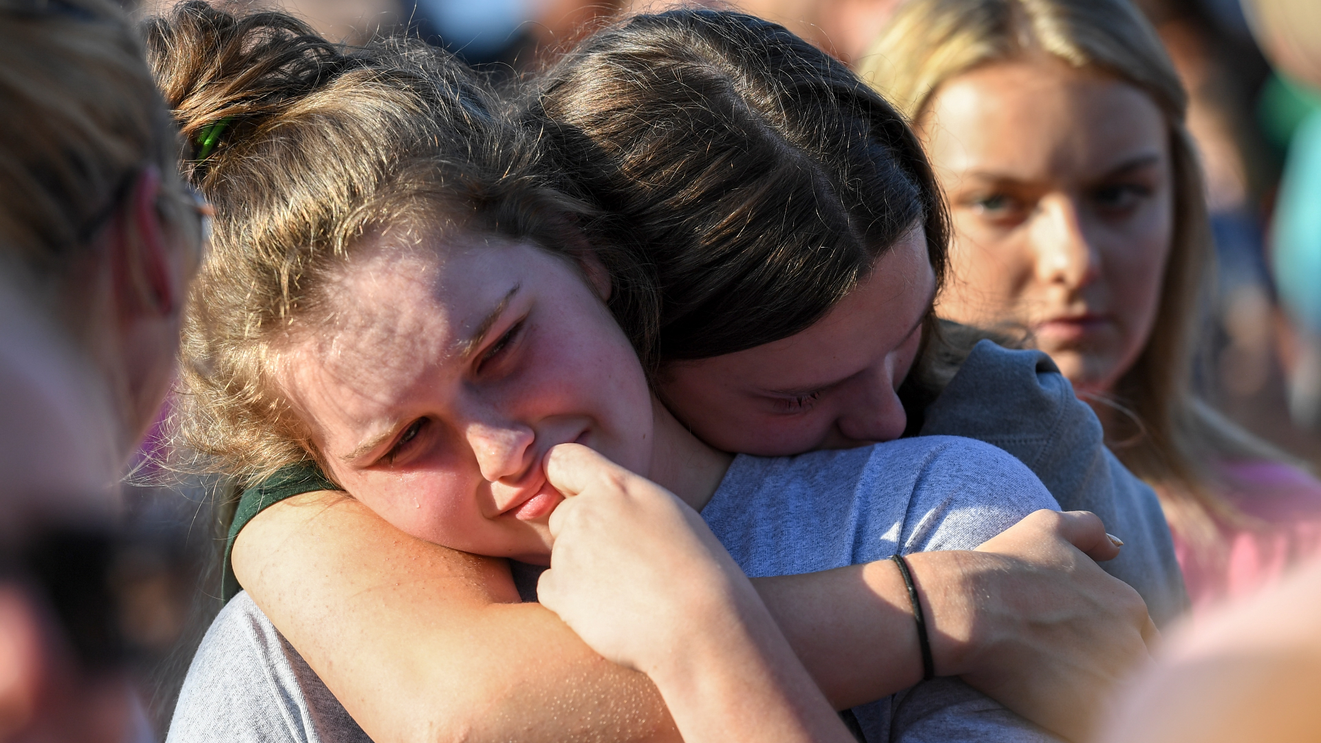 'Overwhelming grief': 8 students, 2 teachers killed in Texas high school shooting