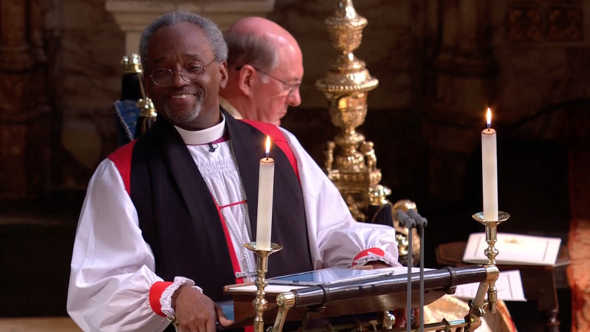 Read Episcopal Church S Michael Curry S Address At Royal Wedding
