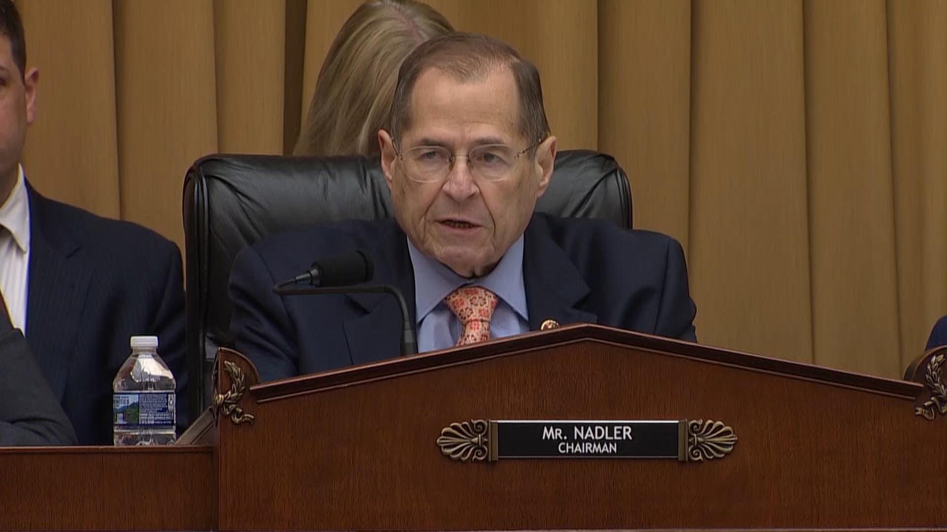 McGahn fails to show at Judiciary hearing, amping up anger among House Democrats