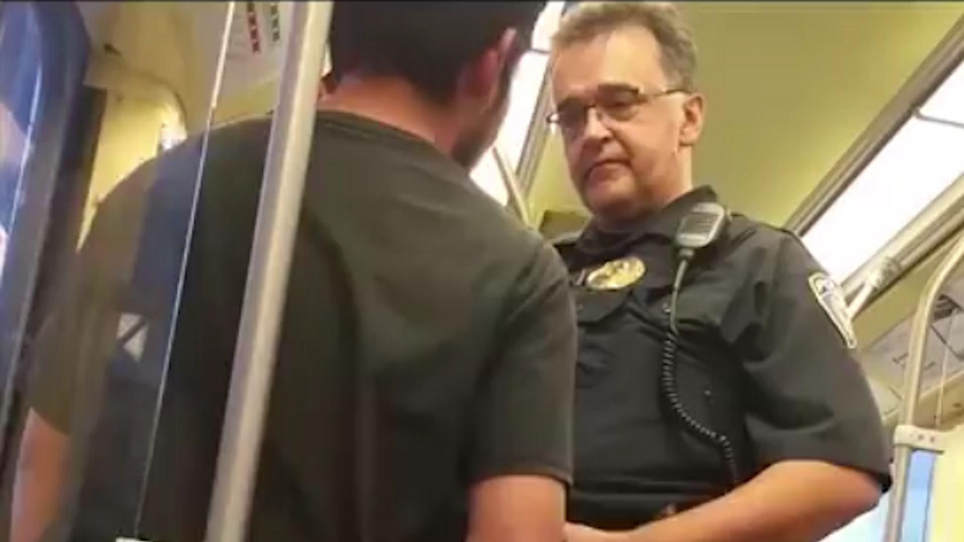 'Are you here illegally?': Probe underway into video of transit officer checking rider's immigration status