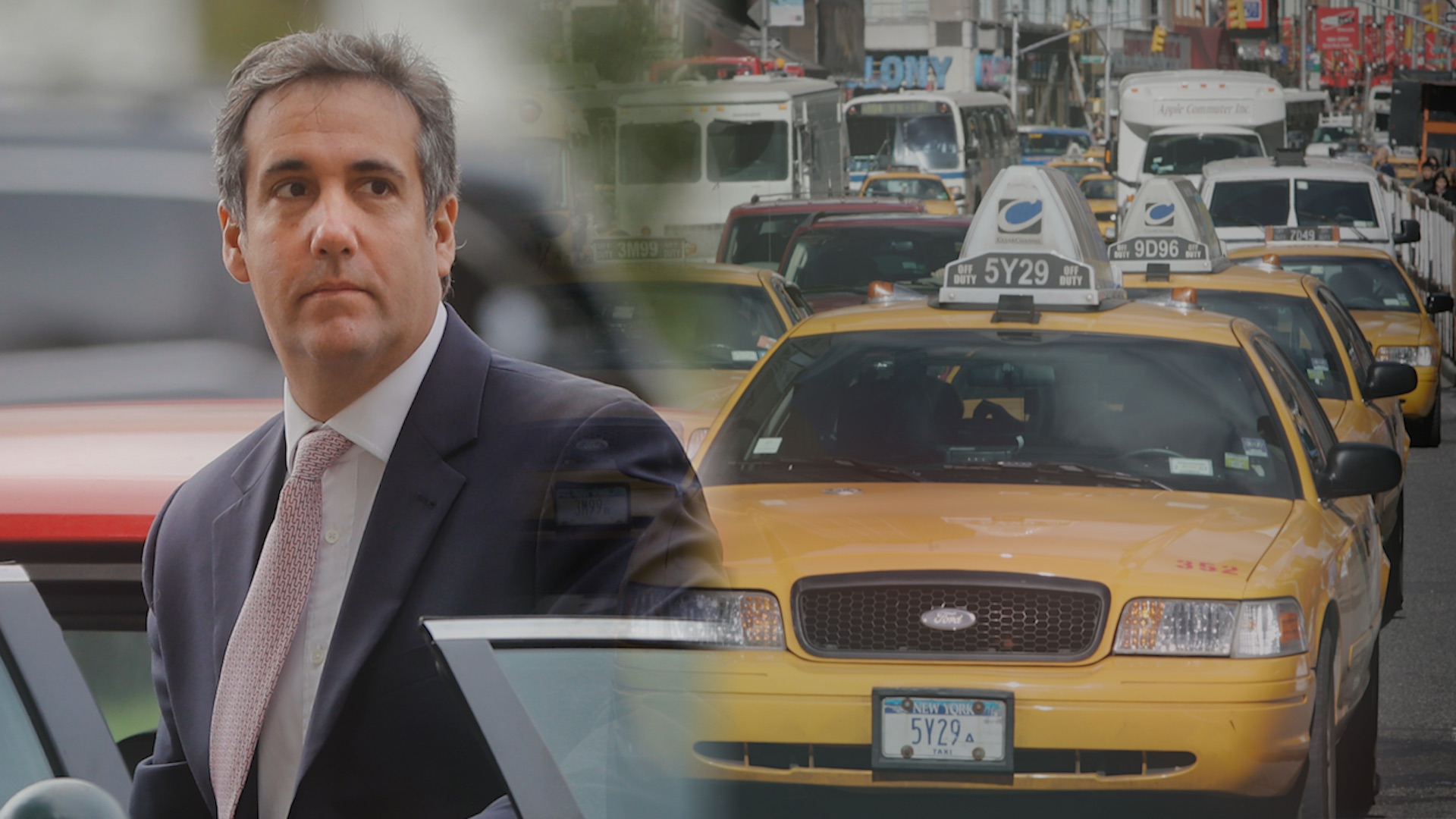 A big shoe drops in the Mueller probe, as the Taxi King flips