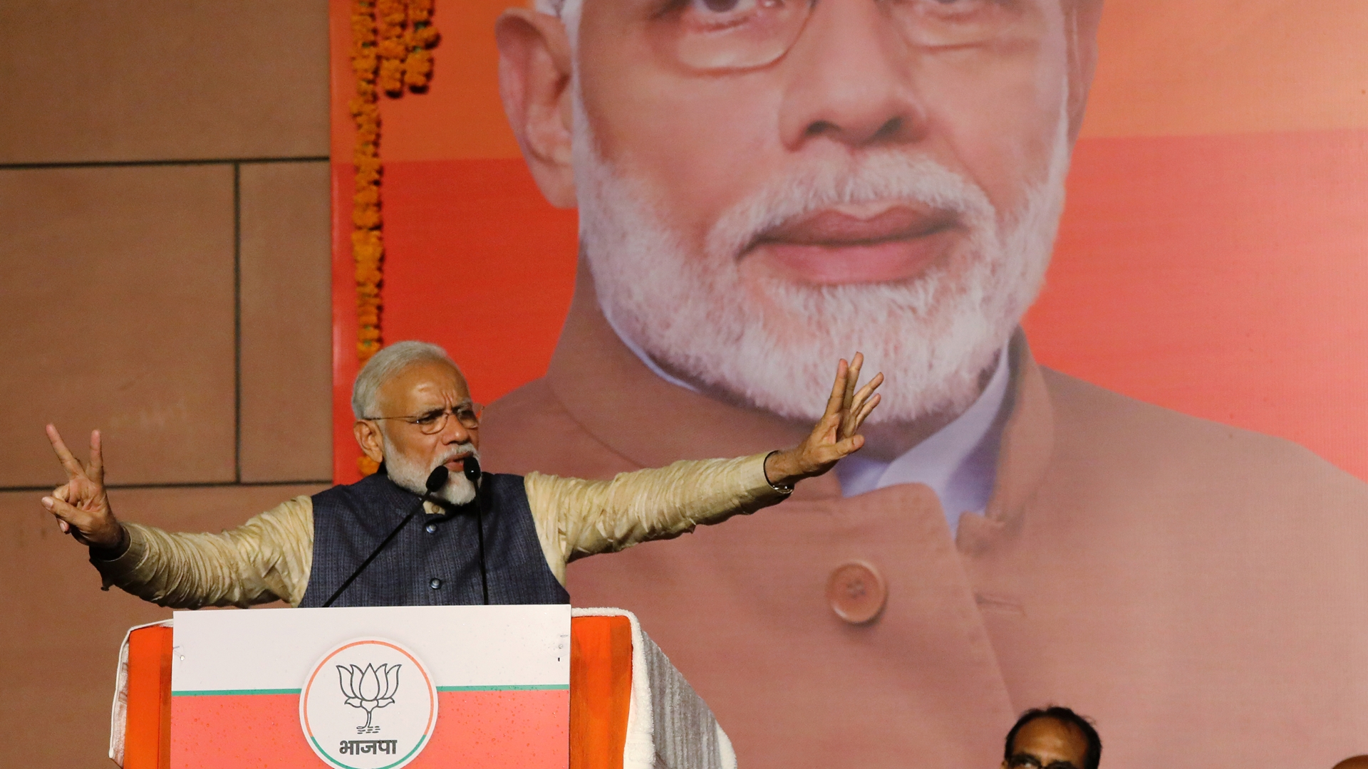 After Modi's stunning win, a grim future for India's opposition