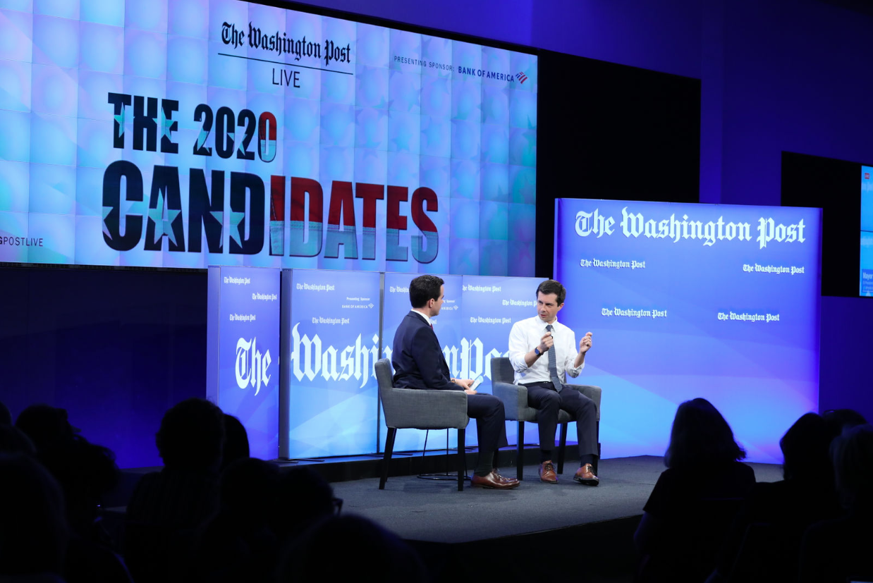 Buttigieg: 'It's disgusting' that Trump is reportedly considering pardoning soldiers convicted of war crimes