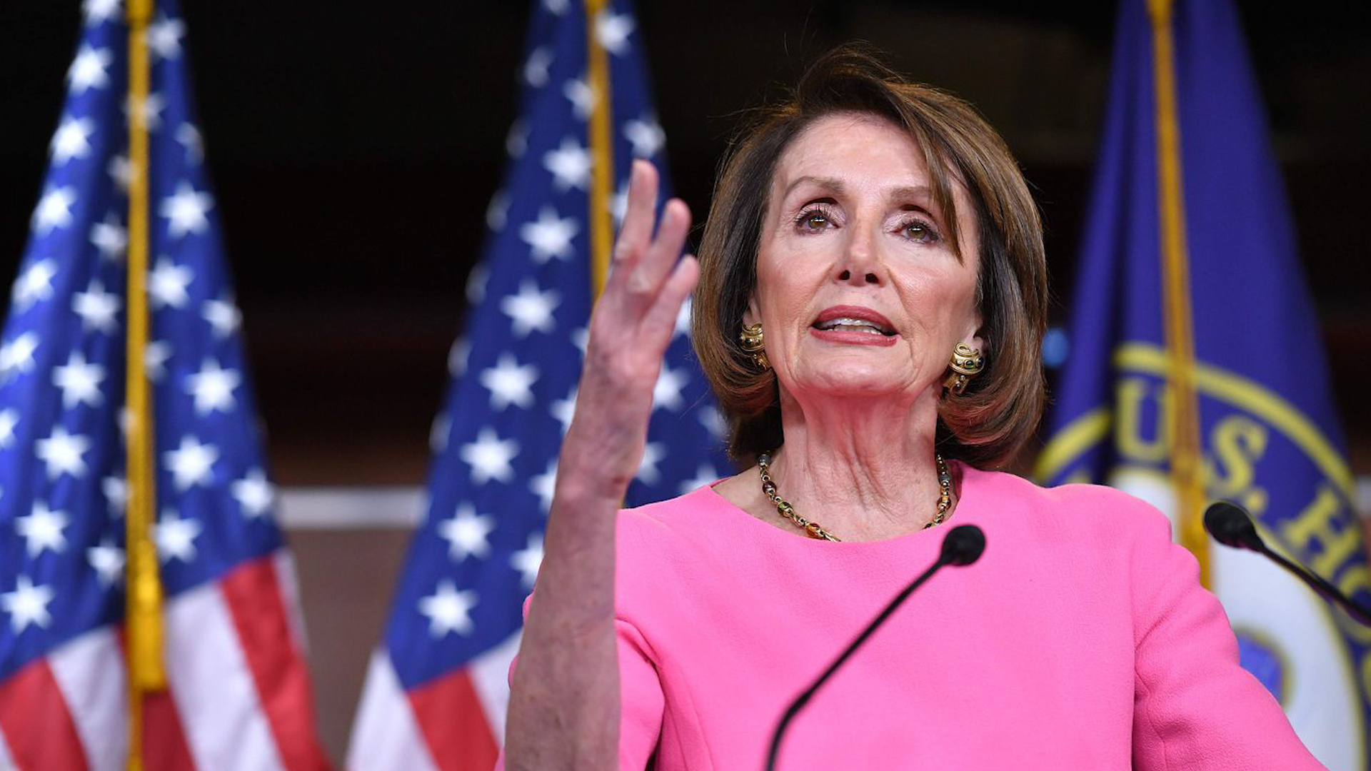 Trump, Pelosi trade insults in power struggle between two party leaders
