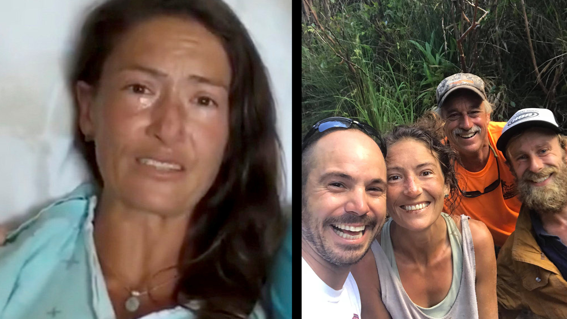 A woman went missing for 16 days in a Maui forest. Then a search helicopter made a pass.