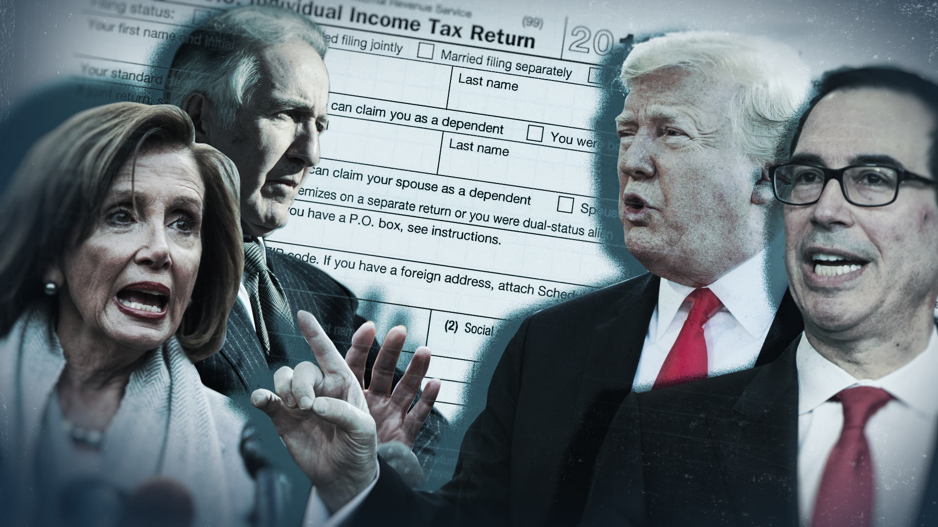 'It's going to be tough': House Democrats appear less likely to get Trump's tax returns before 2020 election