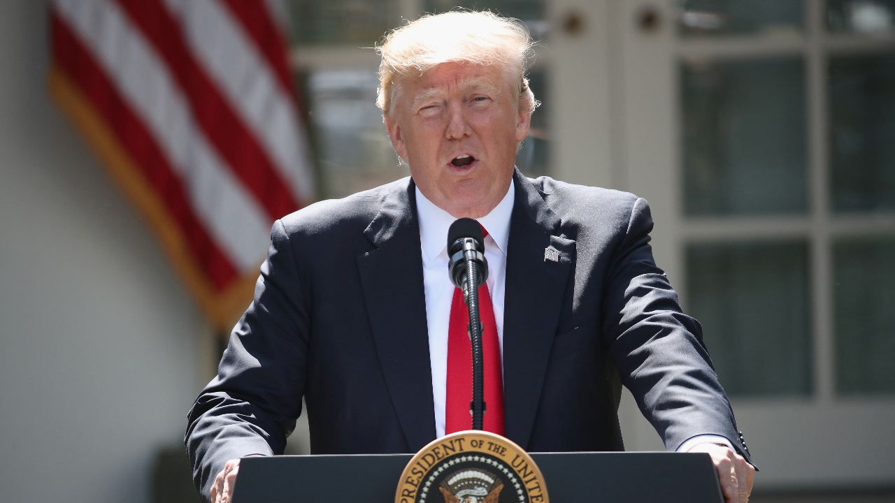 Trump announces U.S. will exit Paris climate deal, sparking criticism at home and abroad