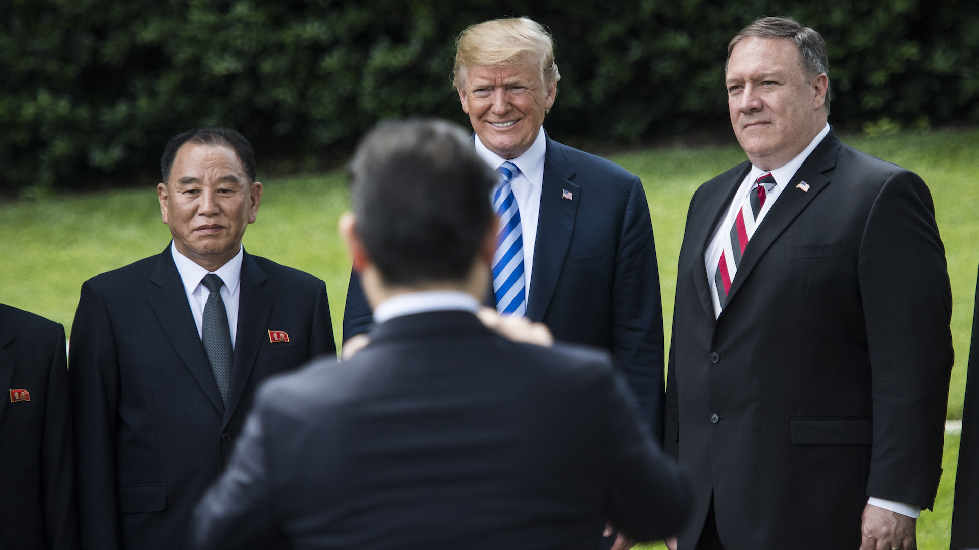 'Speed dating': Critics worry Trump is already handing propaganda victories to North Korea