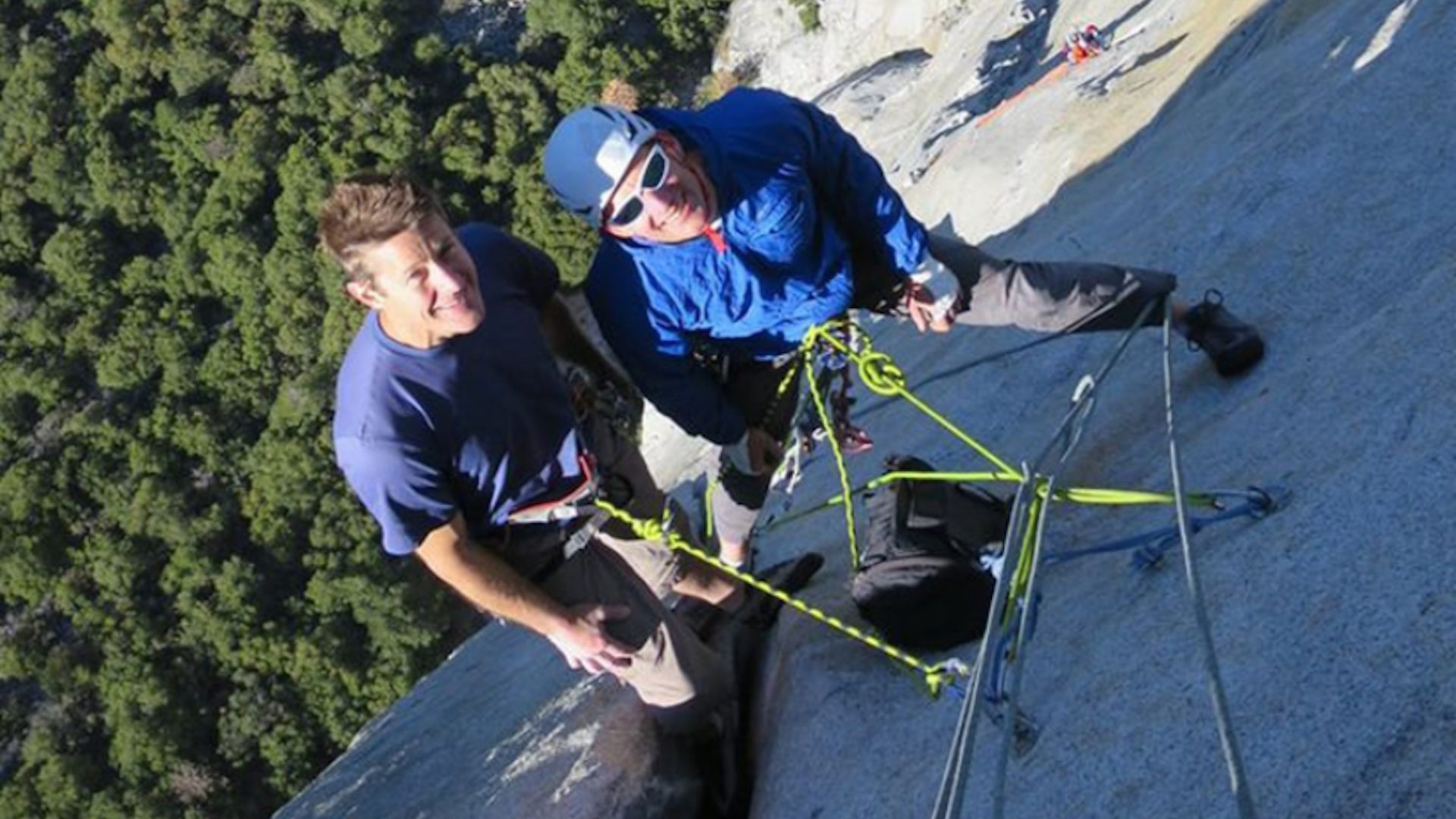 Two expert climbers die after falling from Yosemite's El Capitan