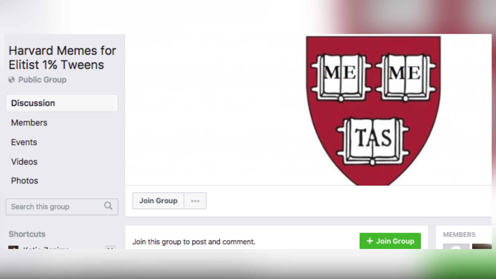 Harvard Withdraws 10 Acceptances For Offensive Memes In Private