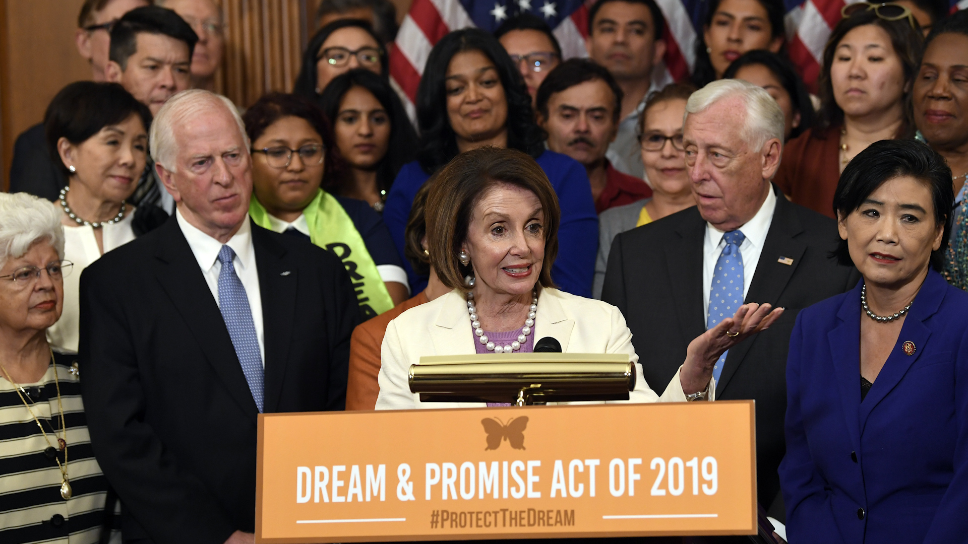 House poised to pass immigration bill that would protect 'dreamers'