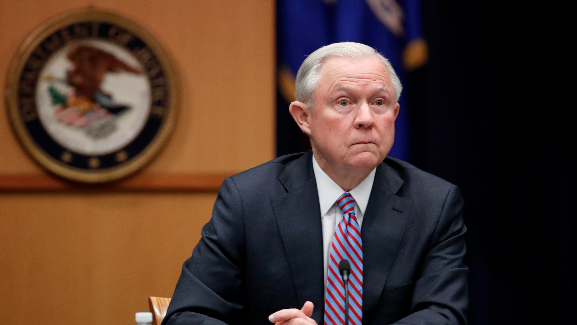 Sessions offered in recent months to resign as attorney general