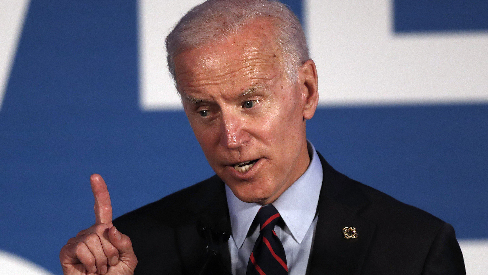 Joe Biden asked for a pen. Then he reversed a position he'd held for four decades.