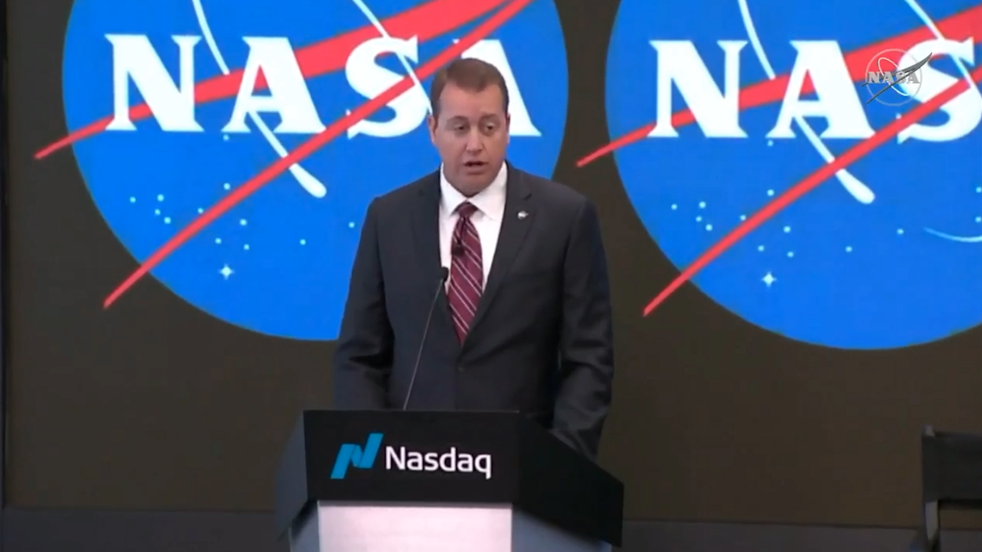 NASA invites tourists to space station, while a Trump tweet casts doubt on his own administration's moon plan
