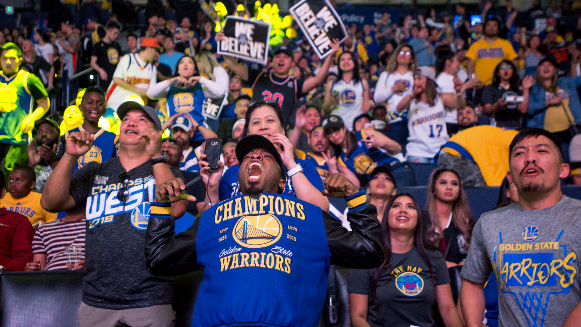 NBA Finals: Another blazing third quarter has Warriors on the cusp of a third championship