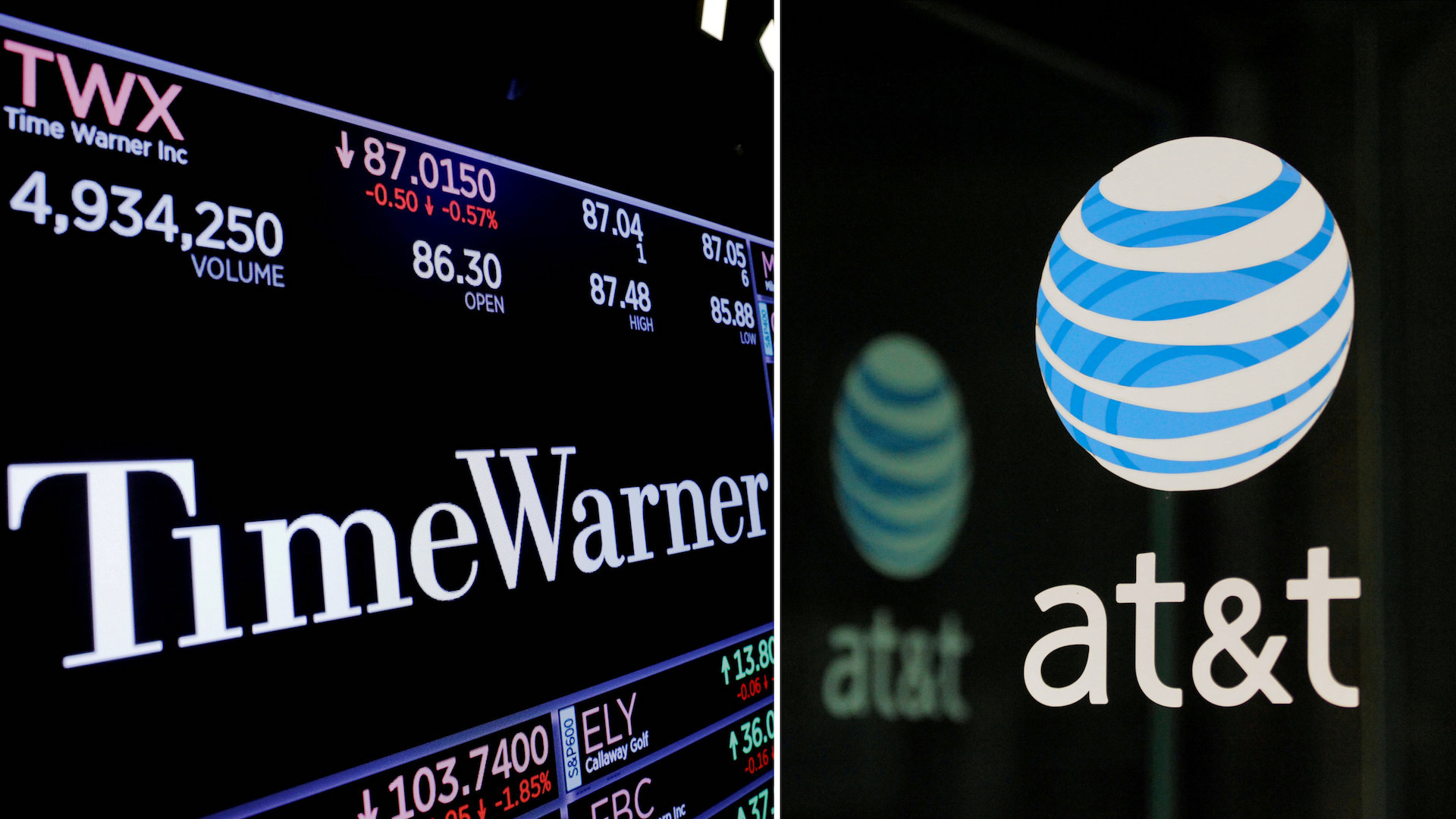 AT&T-Time Warner merger approved, setting the stage for more consolidation across corporate America