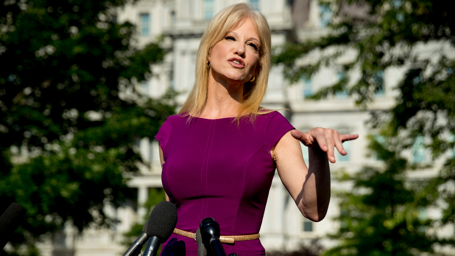 Federal watchdog agency recommends removal of Kellyanne Conway from federal office for violating the Hatch Act