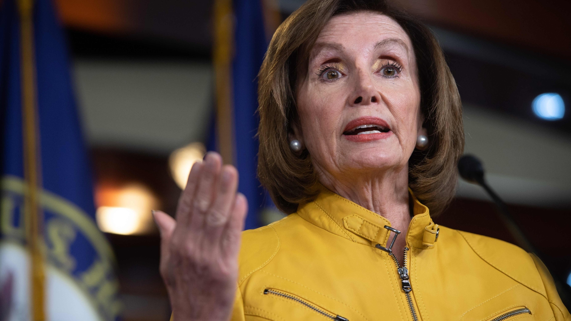 Push to impeach Trump stalls amid Democrats' deference to — and fear of — Pelosi