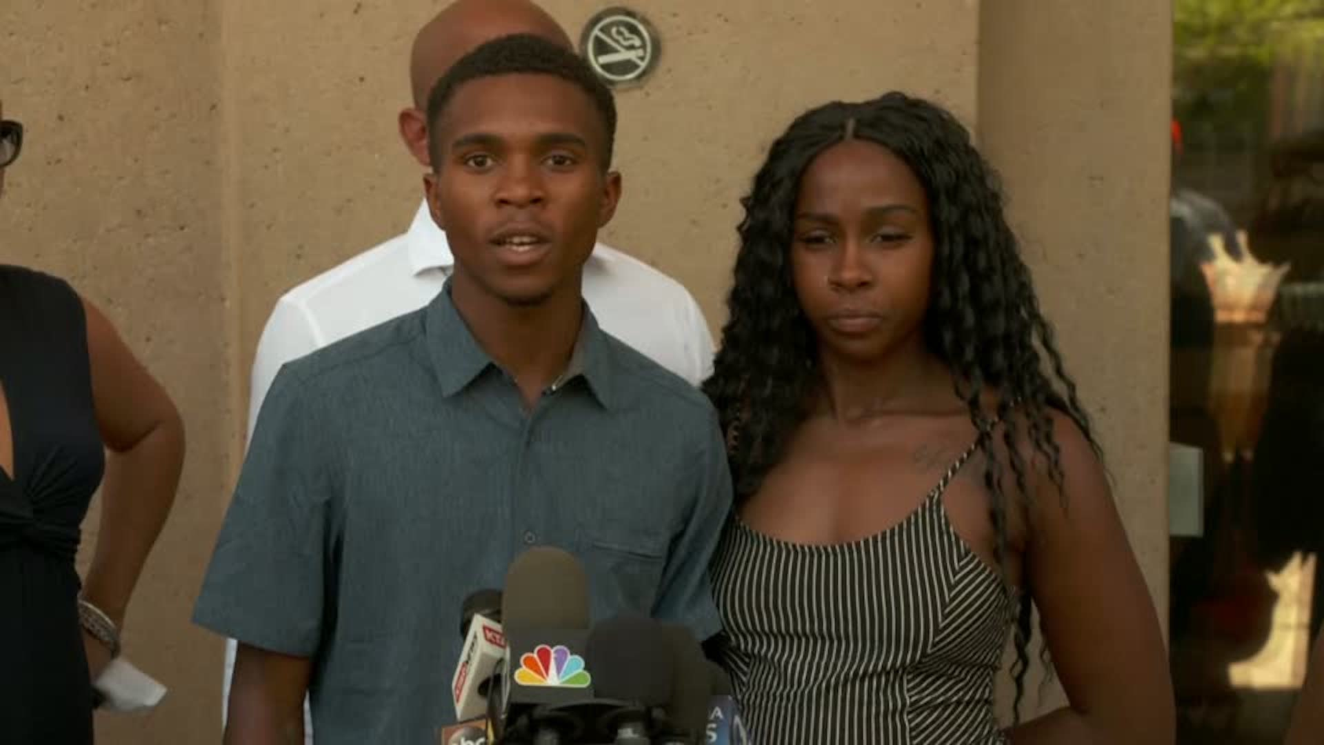 Parents want Phoenix police fired