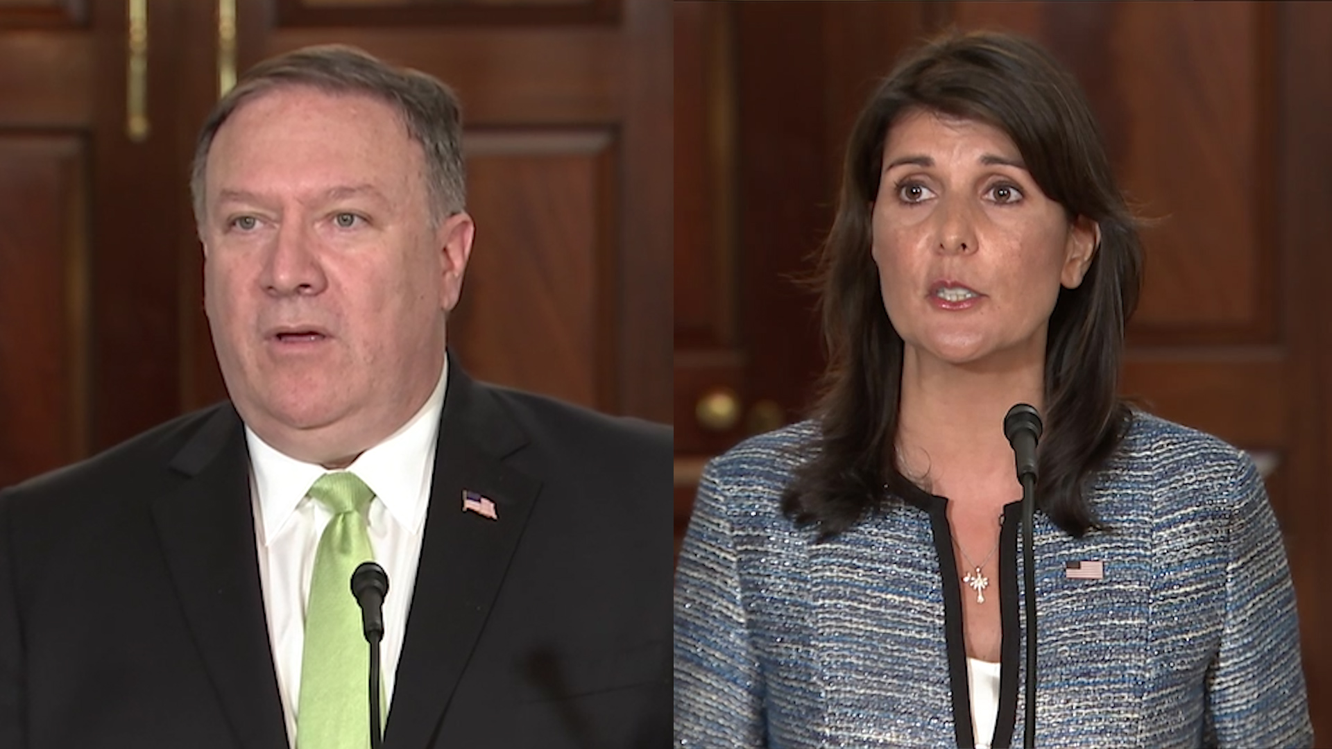 U.S. withdraws from U.N. Human Rights Council over perceived bias against Israel