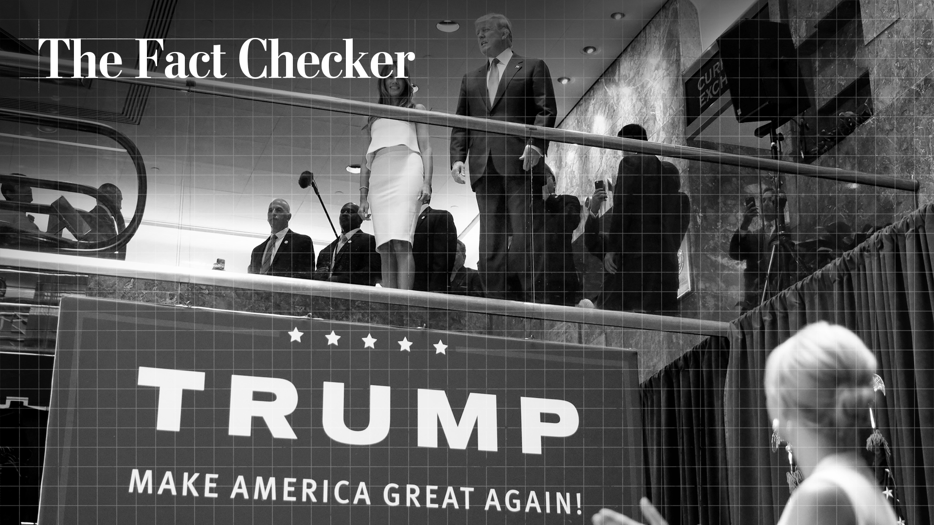 Fact-checking President Trump's reelection campaign kickoff