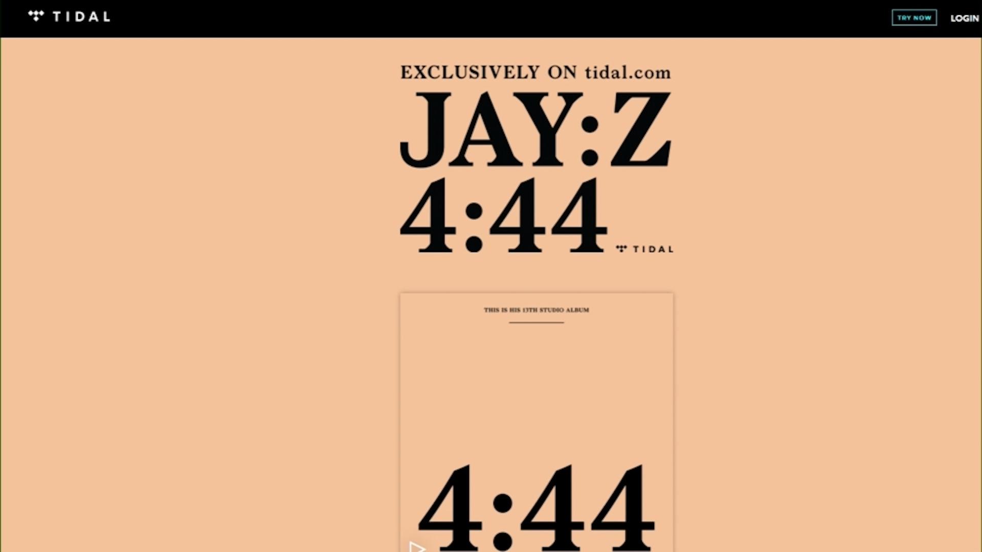 Jay Z addresses infidelity, newborn twins in '4:44' album