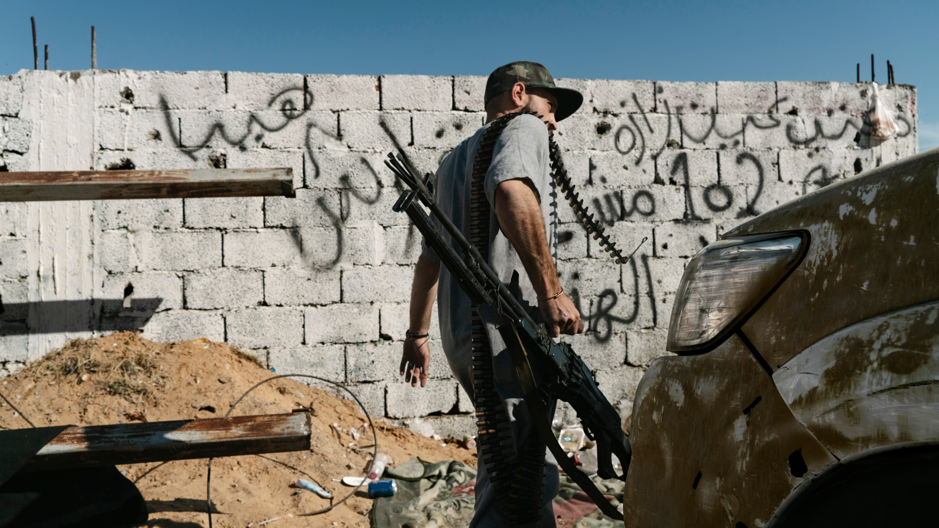 He once attacked Tripoli. Now a Libyan militia leader defends it from another invader.