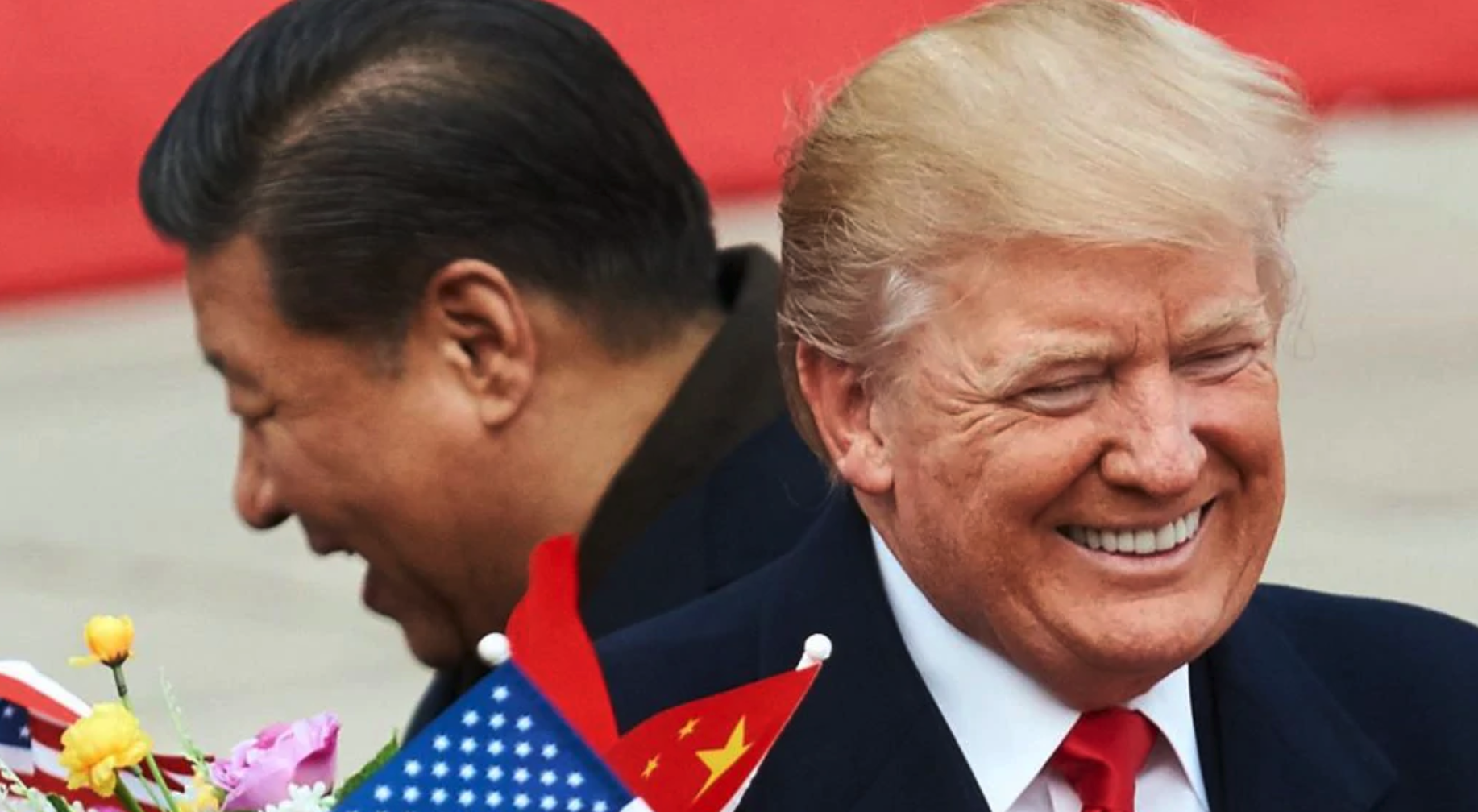 Sorry, China. This isn't the 'largest trade war in economic history'