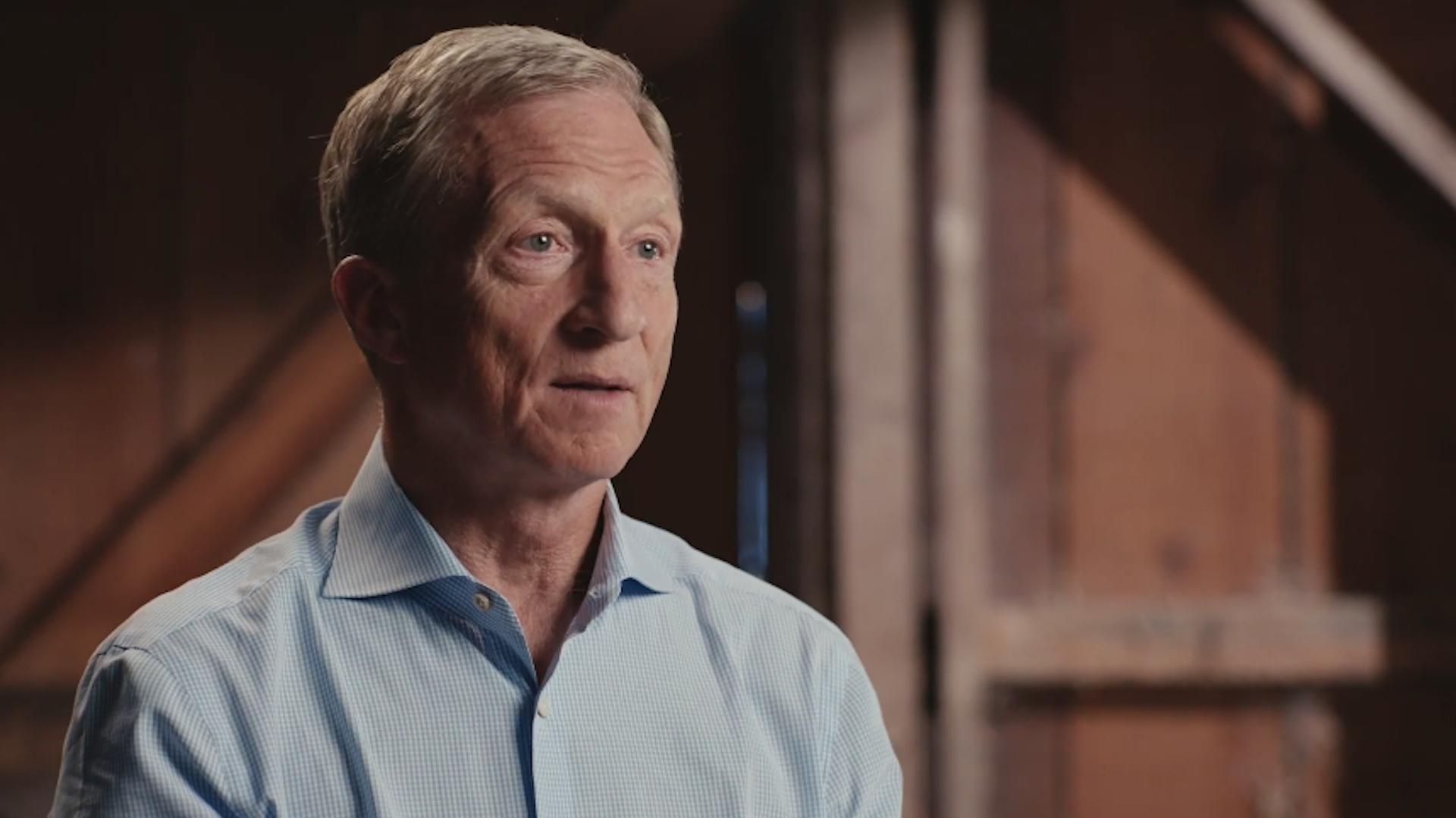 Tom Steyer: 'Fundamental Change' | Campaign 2020
