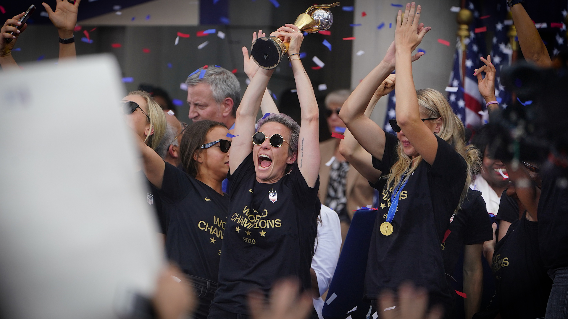 Why the debate about equal pay for U.S. women's soccer isn't that clear cut
