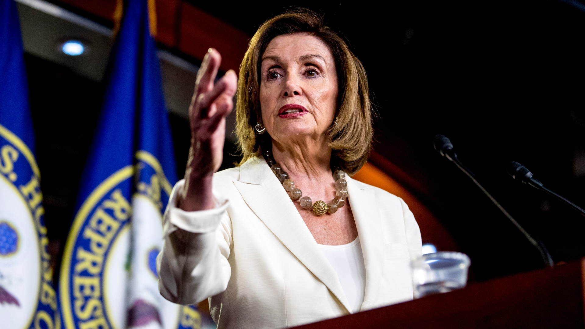 Pelosi trying to run political playbook of first speakership under Trump rules