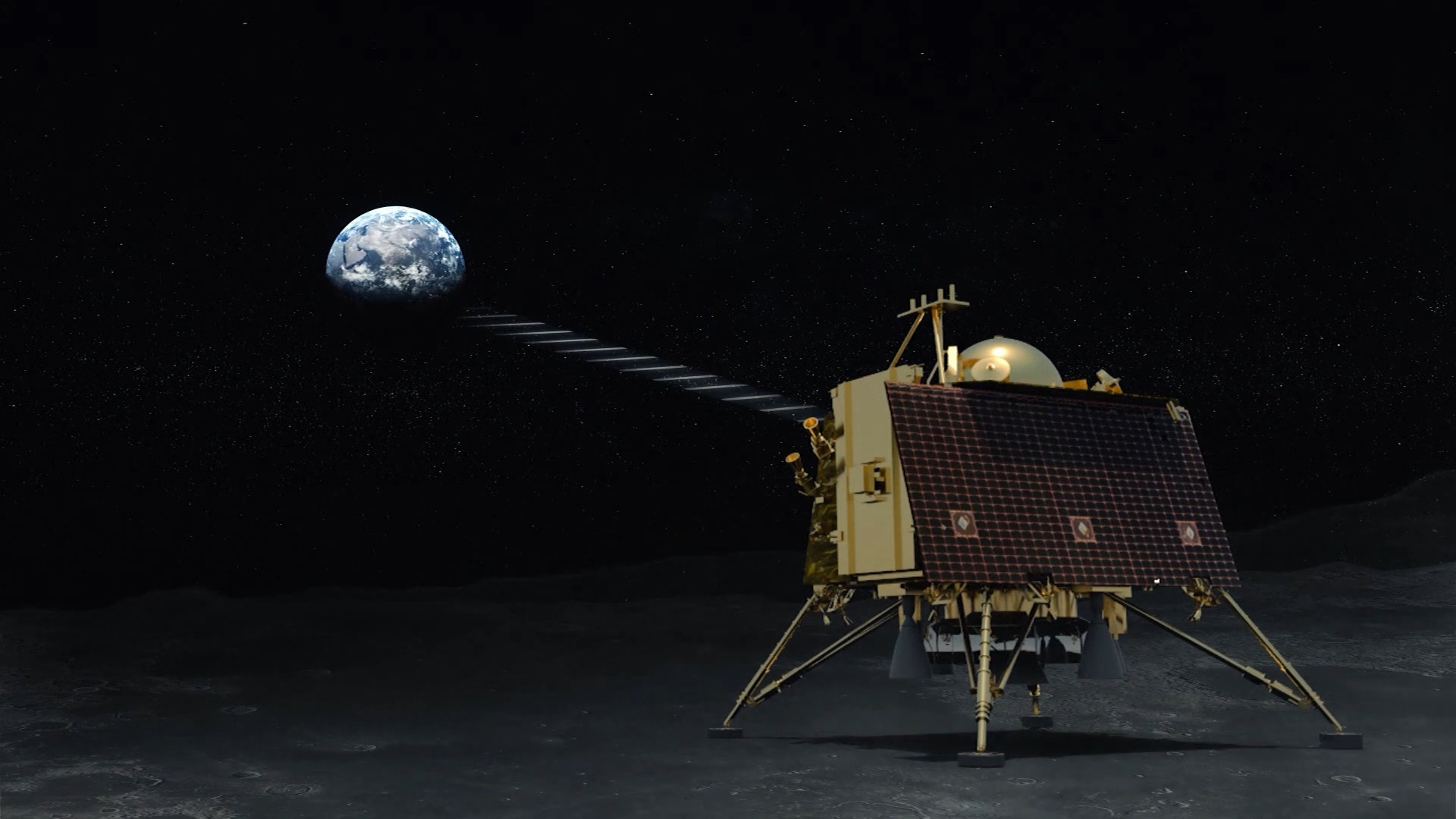 India's Moon mission signals country's growing space ambitions
