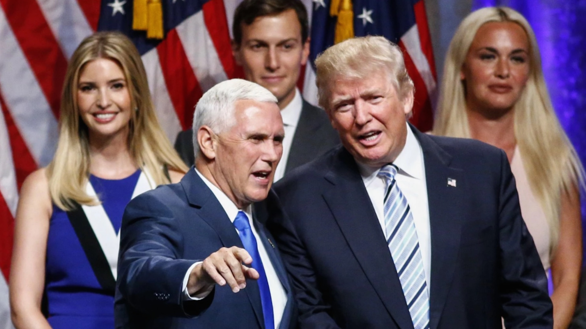 Trump-Pence marriage is off to a rocky start