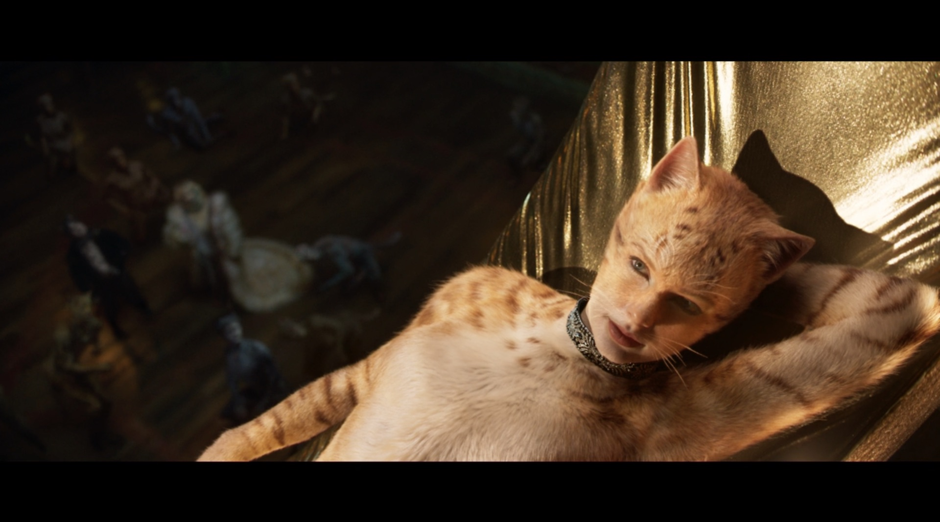 The 'Cats' trailer dropped. We have 34 questions.